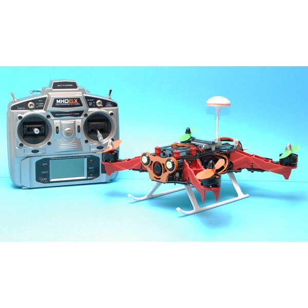 HUNTER 250 FPV RTF/MHD6X M2