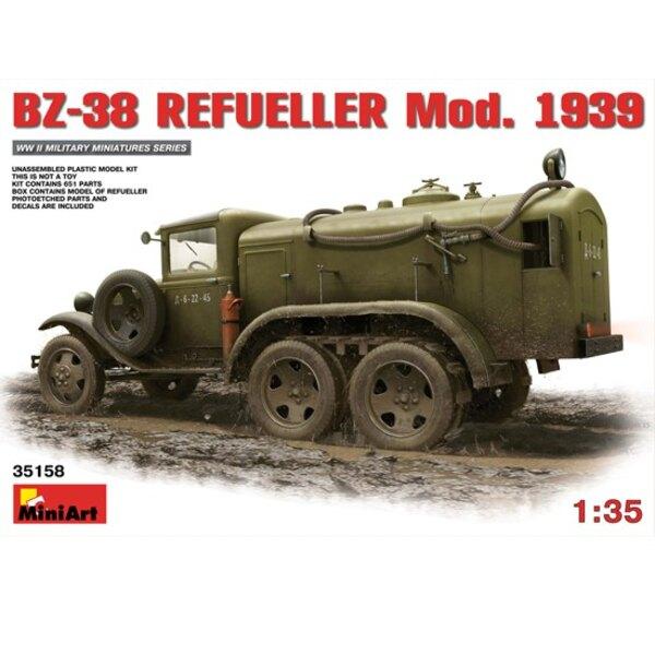 BZ-38 Refueller 1939