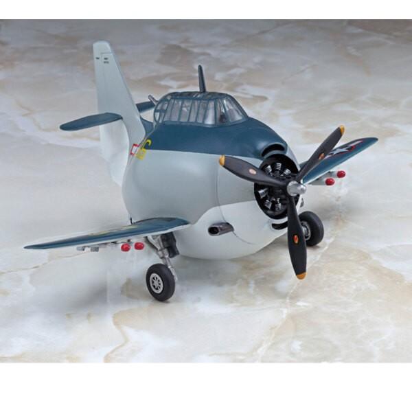 TBF / TBM Avenger Egg Plane