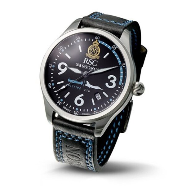 Watch & F-16 Spitfire - Historical Edition