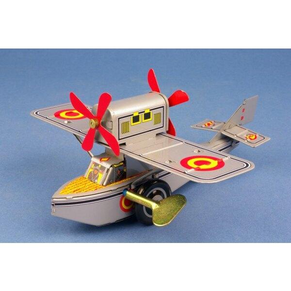 Seaplane toy train / Seaplane toy tole