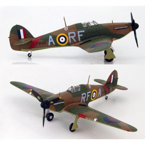 Hurricane Mk.I 303 Sqn Flg/Off ZK Henneberg