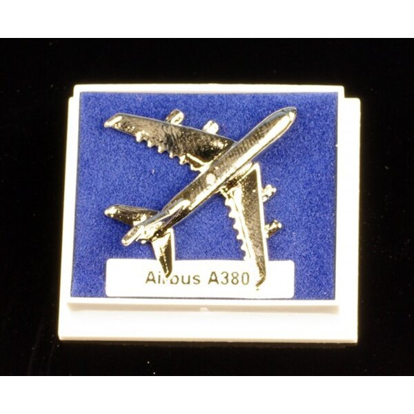 Pin's Airbus A380 - Nickel