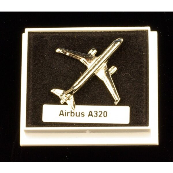 Pin's Airbus A320 - Nickel