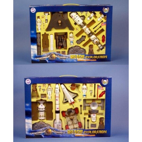 Astronauts + Space sets - Double set (x2)