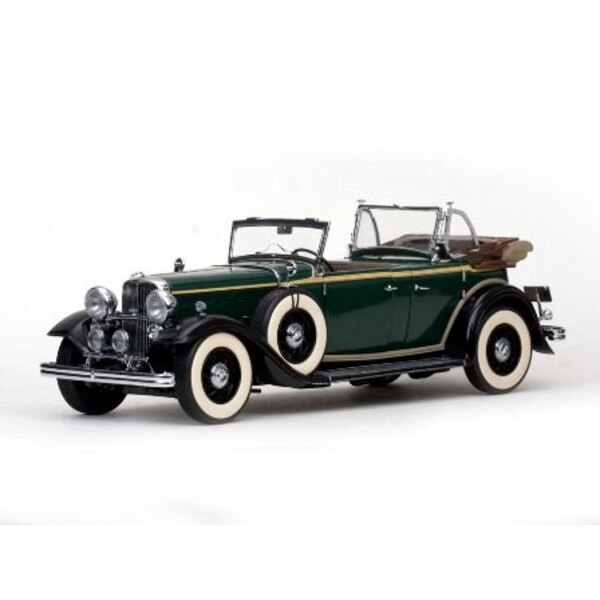 FORD LINCOLN KB TOP OPEN GREEN 1934