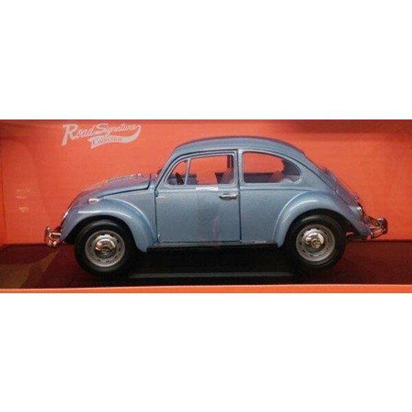 VW BEETLE 1967 BLUE METALLIC