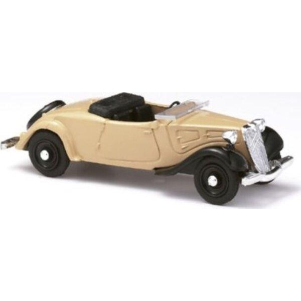 CITROEN TRACCIÓN 7CV descapotable 1936