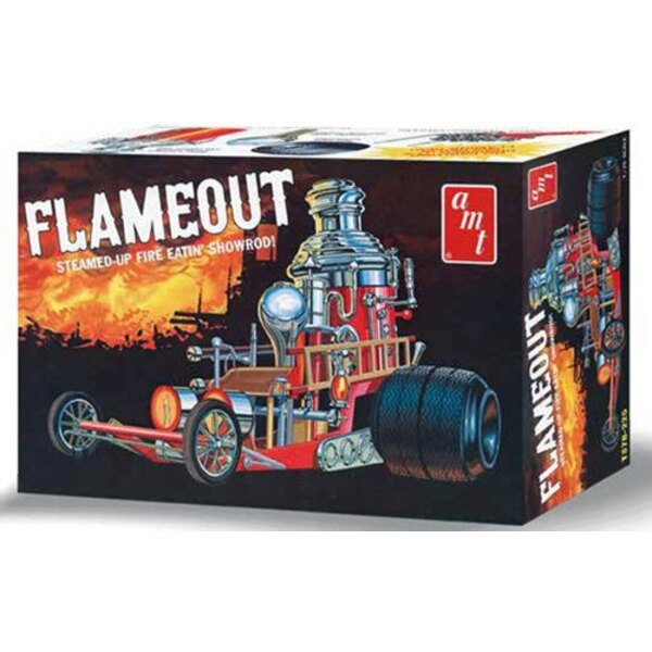 Flameout - Afficher Rod
