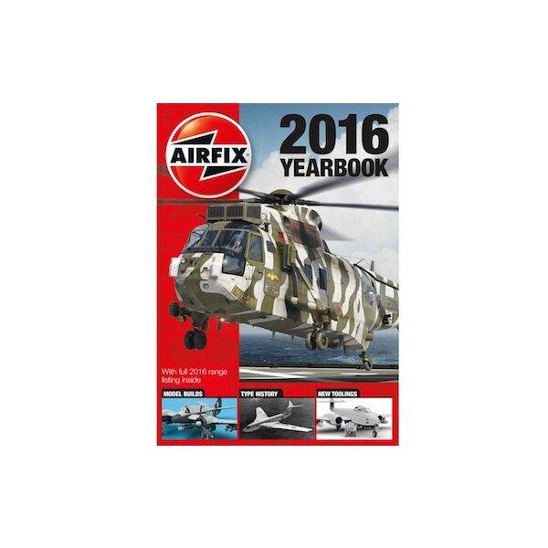 2016 Airfix YearBookRather