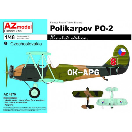 Polikarpov Po-2, la Tchécoslovaquie, la RDA, la Yougoslavie, LE
