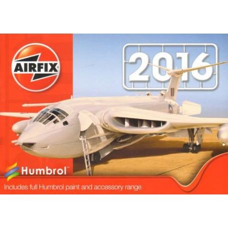 Catálogo Airfix 2016