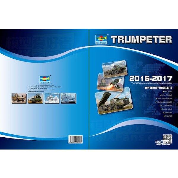 Trompettiste 2016 Catalogue