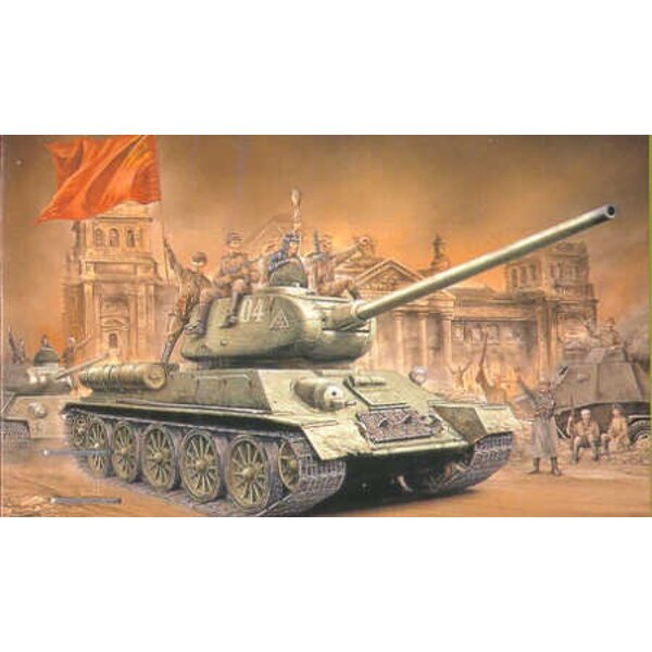 Russe T-34/85 modèle 1944