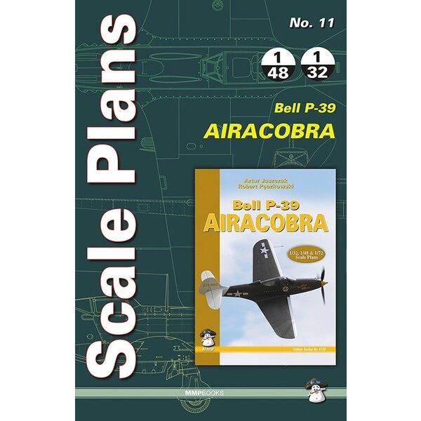 Échelle Plans de Bell P-39 AiracobraAuthor (s): Dariusz Karnas Format A3 plié en A4 - Pages - 12 (0 en couleur) Echelle plans de