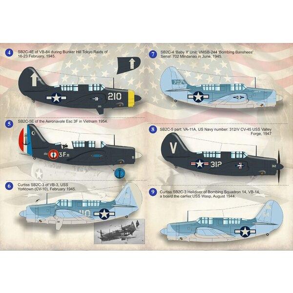 Eduard 48539 Soute à Bombes De Curtiss Sb2c Helldiver Accessoire