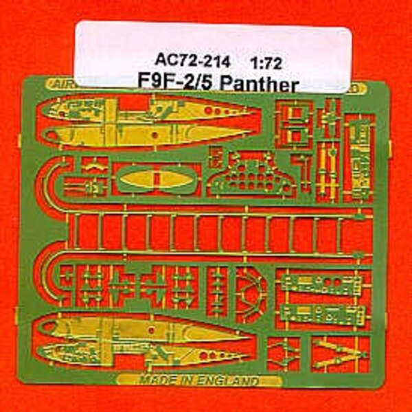 Grumman F9F-2/5 Panther charnières d'ailes repliables (pour maquettes Hasegawa)