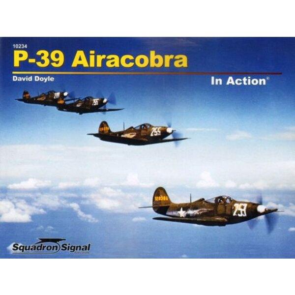 Livre Cloche P-39 Airacobra In Action (Broché) Alors que Bell P-39 est souvent considéré comme un combattant de premier dans les