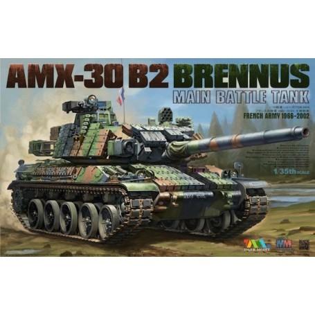 Amx-30 B2 Brennus Char De Combat Principal