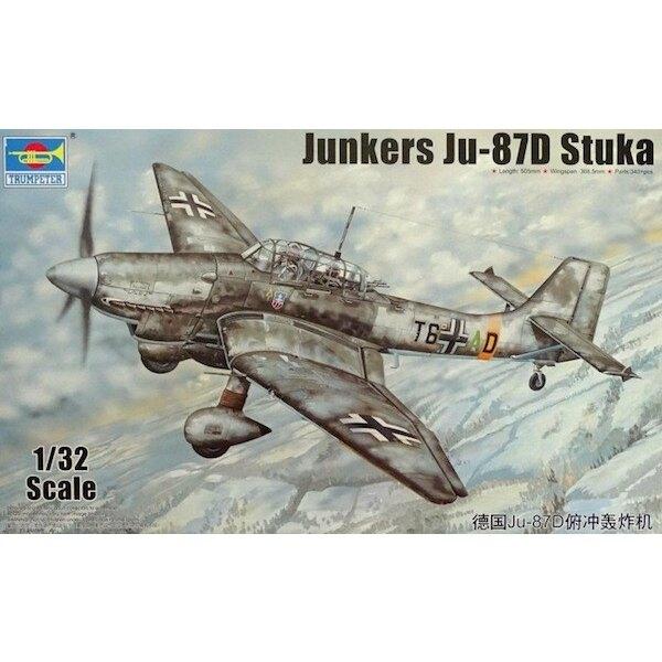 Junkers Ju 87D 'Stuka'