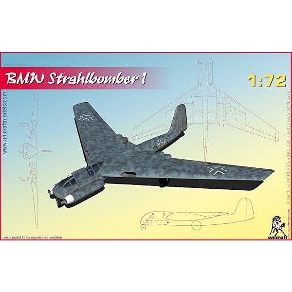 BMW Strahlbomber I German jet bomber
