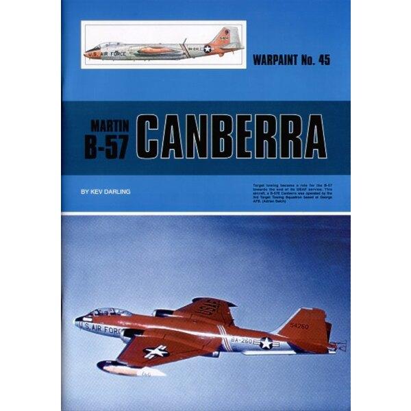 Livre Martin B-57 BAC / EE Canberra par Kev Darling (Hall Park Books Limited)