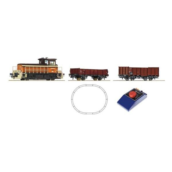 Coffret de départ analogique: Y8000 et quelques wagons, SNCF