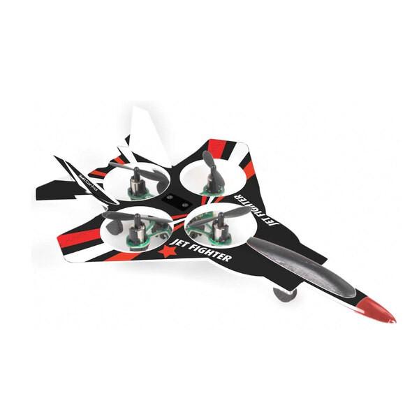 QuadroplaneJet-Fighter