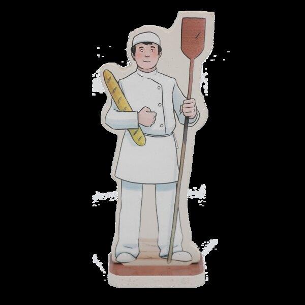 Figurine Michel le boulanger