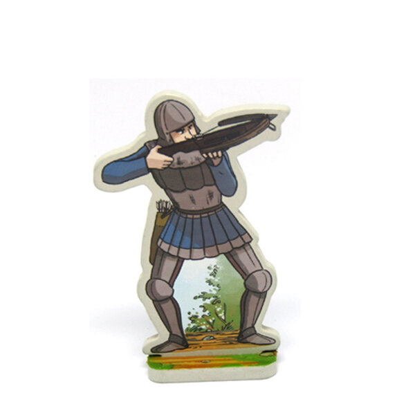 Gaëtan the crossbowman