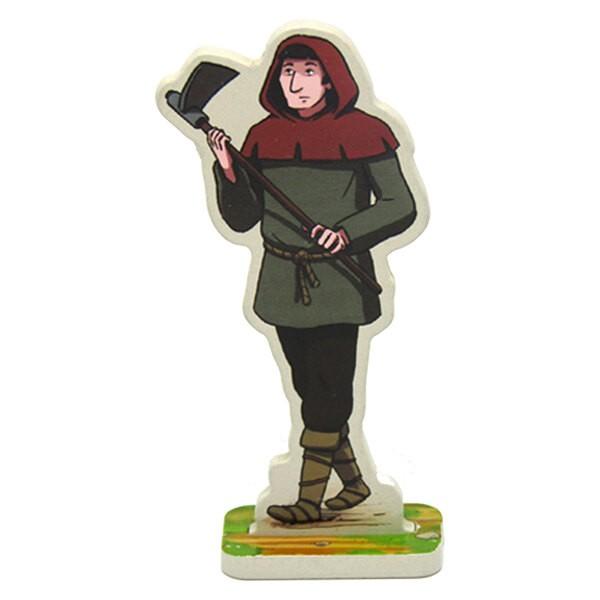 Figurine Tristan le paysan
