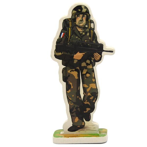 Figurine Sébastien le commando
