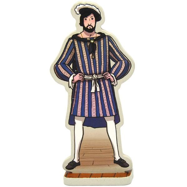 Figurine François 1er