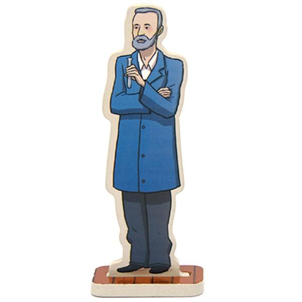 Figurine Pierre Curie