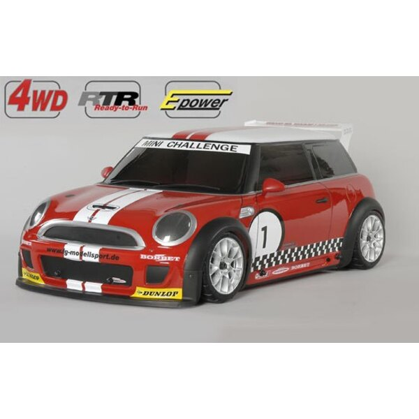 chassis 4wd 510E RTR + FG Trophy