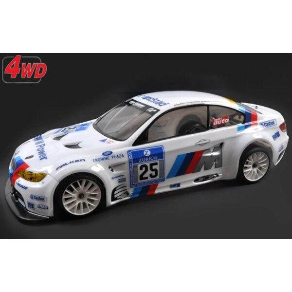 chassis 4wd 530E RTR + carro BMW M3