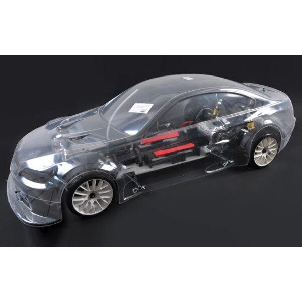 4wd cornice 530E + carro BMW M3