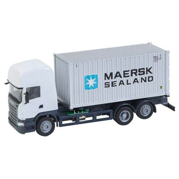 Scania R13 CONTAINER