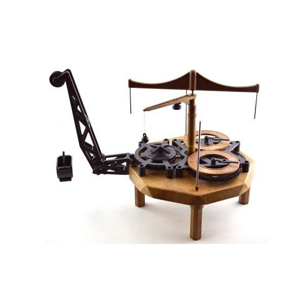 Horloge à Pendule L. de Vinci