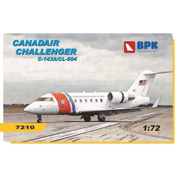 Canadair Challenger C-143A / CL-604