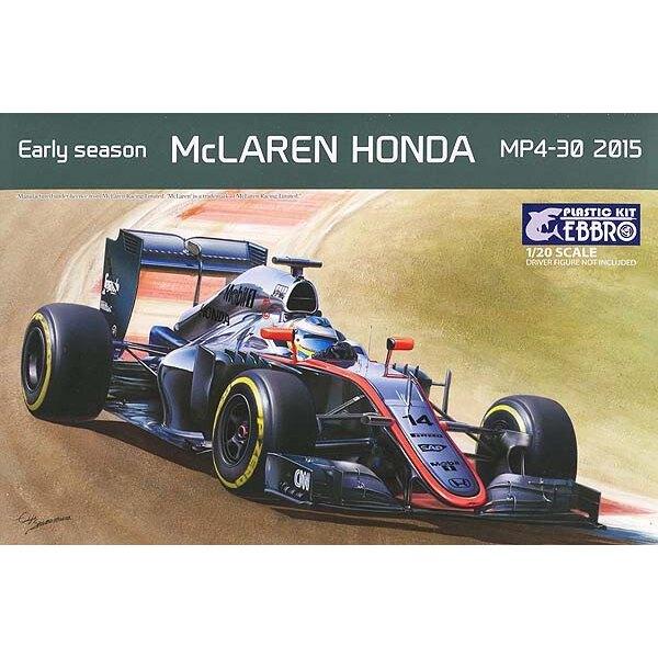 Maclaren Honda Mp4-30 De début de saison 2015