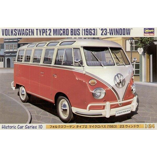 1963 Volkswagen Micro Bus Type 2 '23 window'