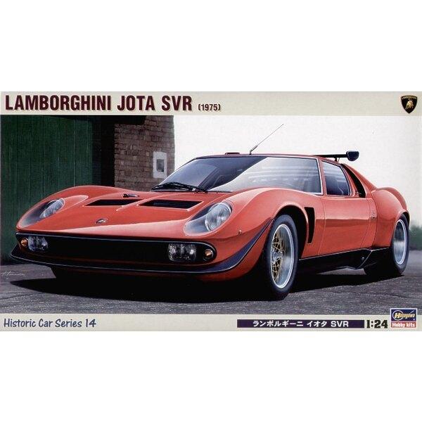 Lamborghini Jota SVR 1975