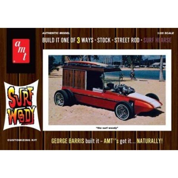 George Barris Surf Woody (Couleur Version)