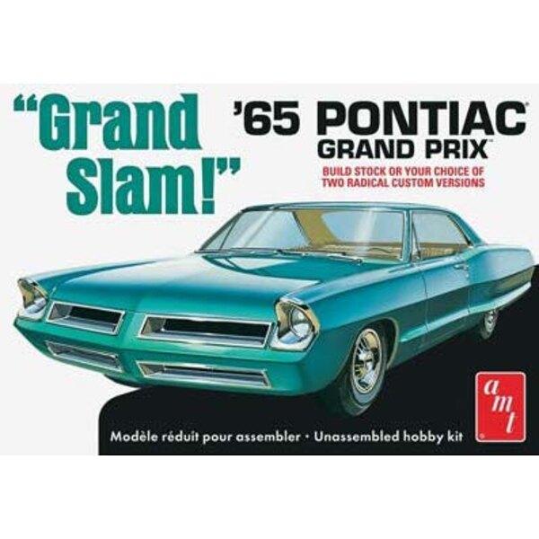 1965 Pontiac Grand Prix Grand Chelem (Aqua)