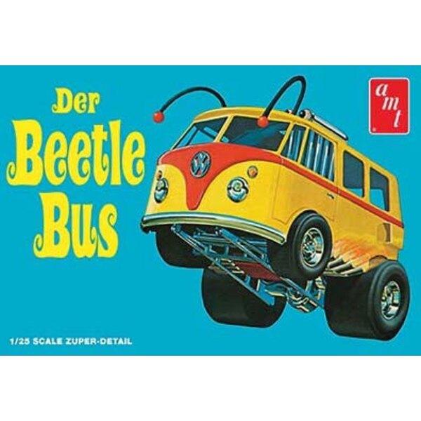 Beetle Bus Volkswagen VW Van Voir Rod Nestle