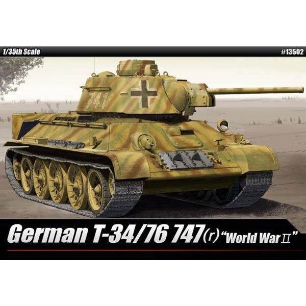 German T-34/76 (747r)