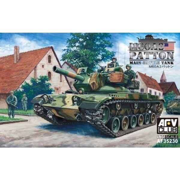 M60A2 Patton Tank