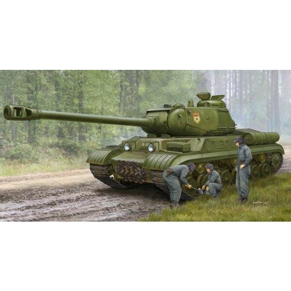 Russian JS-2M Heavy Tank - Early version