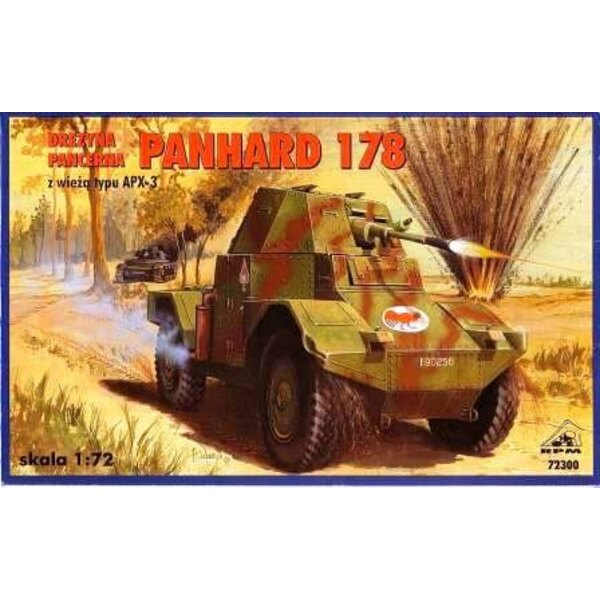 AMD Panhard 178 with turret APX